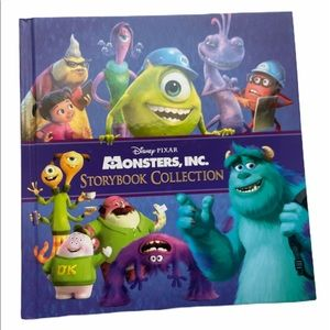 New Disney Monsters , Inc StoryBook Collection